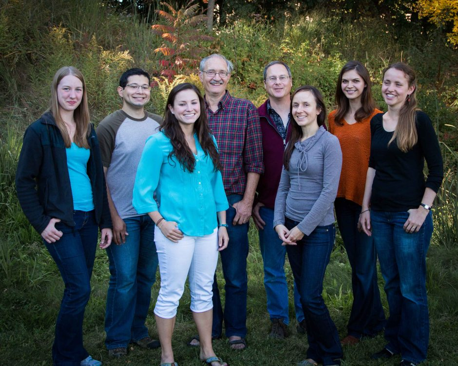 2013 Lab Members